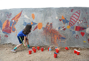 Youth / Community Wall | Mural Fest | Worldwide UnderGround